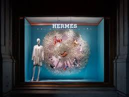 designboom hermes torafu architects construct an enlarged microscopic window display