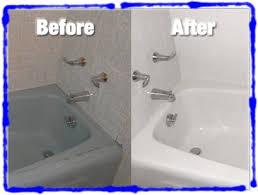 Refinish Acrylic Bathtub Acrylic Bathtub Refinishing San Diego How To Refinish Tub Services