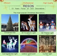 shenzhen reson technology co ltd christmas lights christmas trees