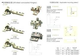 kitchen cabinets hinges types various kitchen cabinet hinges types and cabinets 44 hinge