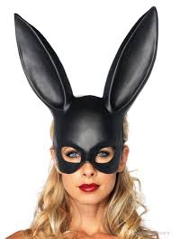 women party rabbit ears mask masquerade mask bunny mask for