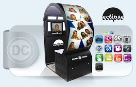Digital Photo Booth Eclipse Photobooth