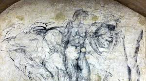 hidden florence basement with michelangelo drawings set for public