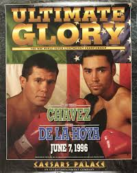 20 years ago oscar de la hoya julio cesar chavez and u0027ultimate
