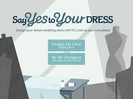 design your own wedding dress design your dress tlc