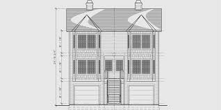 three story house plans three story duplex house plan duplex house plan d 394