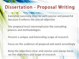 How to write a good postgraduate research proposal by BC Chew via slideshare