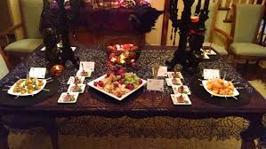halloween hors d oeuvres create a smashing atlanta halloween party w private catering