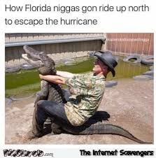 Funny Florida Memes - how floridians ride up north funny hurricane irma meme pmslweb