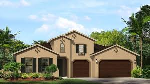 spanish homes the promenade at lake park 70s new homes in lutz fl 33548