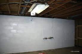 painting concrete block walls in basement defendbigbird com
