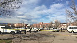 thanksgiving day shooting 3 near denver high school