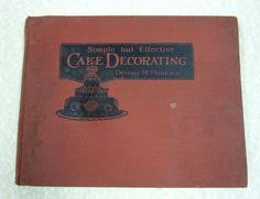 Cake Decorating Books Online Cake Decorating Book Baking U0026 Dessert Books Pinterest Cakes