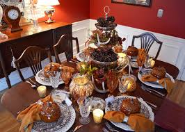 Thanksgiving Table Setting Ideas by Best Table Setting Ideas For Thanksgiving Dinn 4282