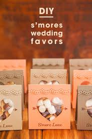 smores wedding favors diy s mores trail mix favors by jen carreiro project