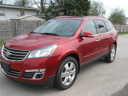 chevrolet traverse ltz bob lindsay cars vehicles for sale in galesburg il 61401