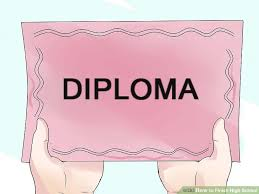 how can i finish high school 3 ways to finish high school wikihow