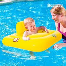 bouée siège bébé bouée fauteuil siège gonflable pour bébés piscine mer enfant carré