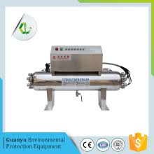 ultraviolet light water purifier reviews china uv sterilization for ro plant uv water treatment systems producer