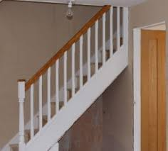 Banister Replacement How To Renovate Your Staircase