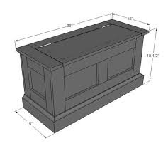 Free Wooden Toy Box Plans by 9 Best Toy Box Plans Images On Pinterest Toy Boxes Hardwood And