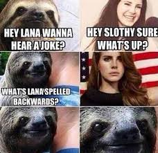 Pervy Sloth Meme - sloth is a pervy perv 4panelcringe