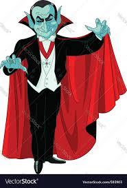 count dracula royalty free vector image vectorstock