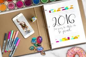 printable planner cover 2016 2016 planner printable sisoo