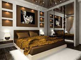 Black And Gold Room Decor Cool Gold Bedroom Decor Ideas For Bedroom To Look More Stunning