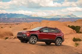 2015 jeep cherokee reviews and rating motor trend