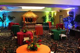 mugwump productions tropical luau themed events portfolio