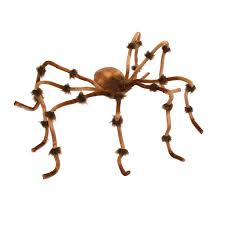 giant spider decorations for halloween skeleton spider halloween decoration trick or treat scary house