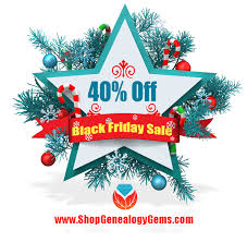 black friday christmas tree deals genealogy bargains for friday 25 november 2016