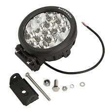 round led driving lights auxbeam 7 round cree led driving light bumper offroad 80w 8000lm