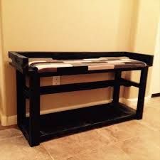 Modern Entryway Benches Bench Excellent Bedroom Awesome Modern Entryway With Storage