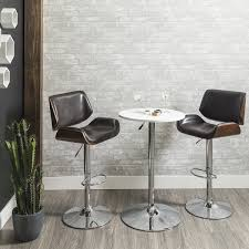 Jysk Bar Table Brekstad Barstool Brown Barstools Jysk Canada
