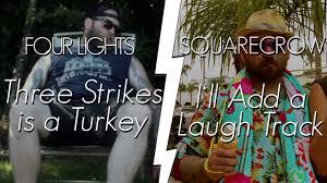 four lights squarecrow three strikes is a turkey i u0027ll add a