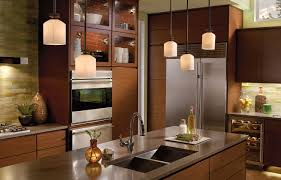 kitchen island trends new chandeliers kitchen double glass pendant