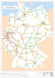 Autobahn Germany Map by Trucking In Your Country Page 28 Skyscrapercity