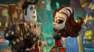 Dia De Los Muertos Pictures Animated U0027book Of Life U0027 Celebrates Día De Los Muertos Code