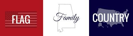 Flag Of Alabama House Republican Caucus Announces 2018