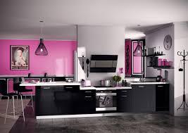 deco cuisine noir et gris exceptional cuisine et noir 14 large size of