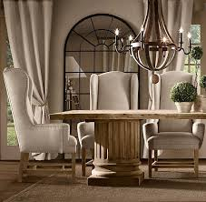 dining room chairs upholstered amazing best 25 restoration hardware dining chairs ideas on