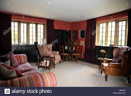 Sofas And Armchairs Uk Sitting Room Of Country House Uk With Comfy Sofas And Chairs