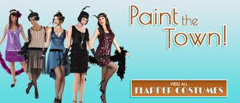 flapper costumes com u2013 get a flapper costume or flapper dress