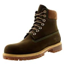 ankle boots uk ebay mens timberland 6 inch premium waterproof leather olive ankle