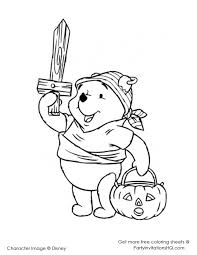 free coloring pages disney halloween baby looney tunes holding