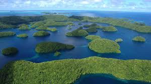 Palau Map Palau U0027s Improbably Healthy Coral Reefs U2014 Nova Next Pbs