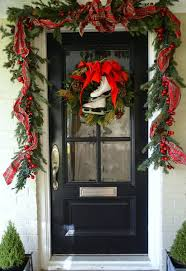 front doors best coloring xmas decorations for front door 75
