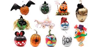 Pumpkin Decorating Ideas and a contest
